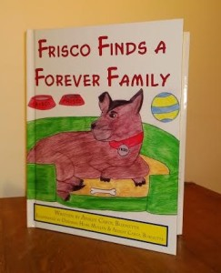 Frisco Finds a Forever Family