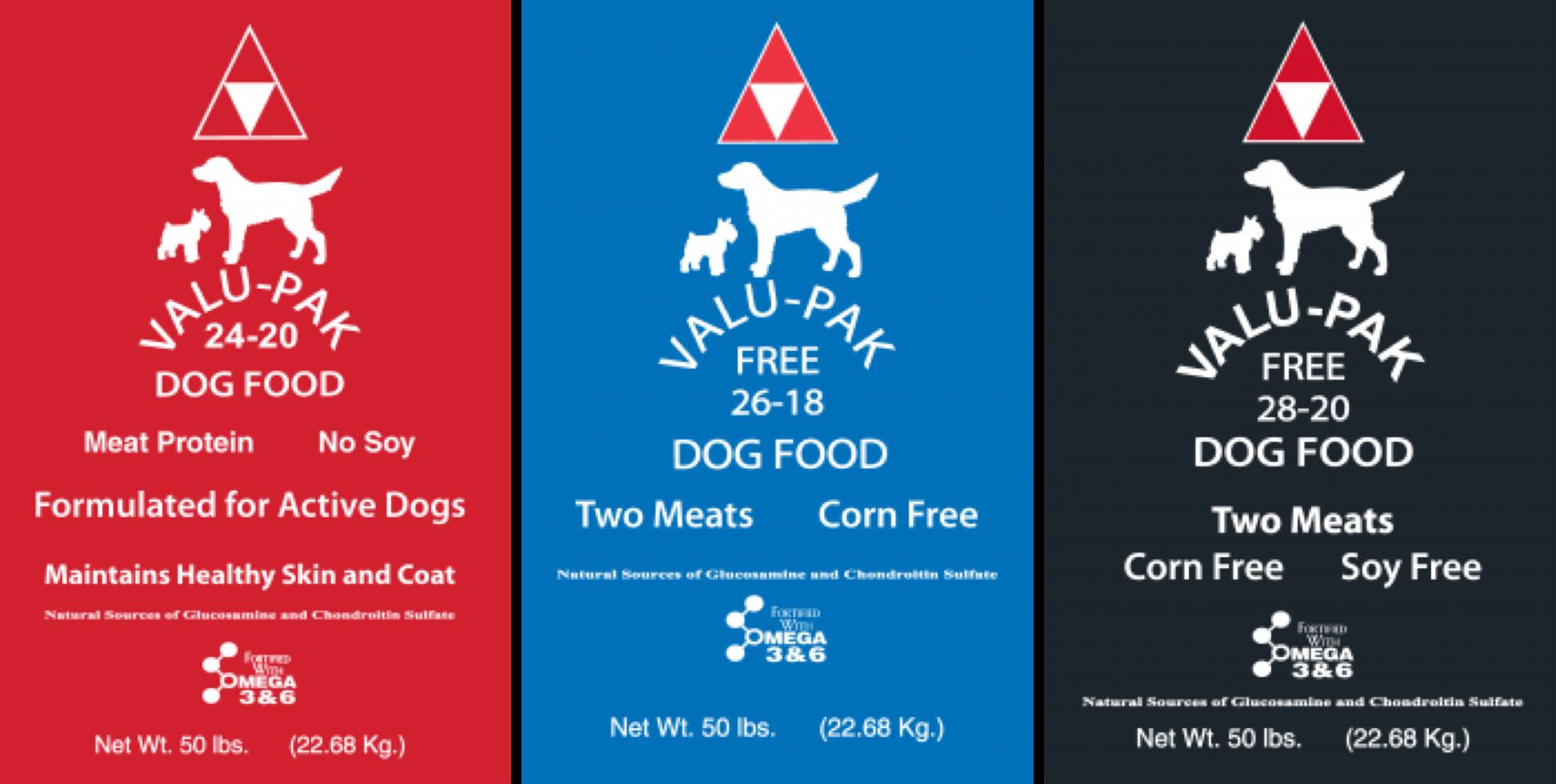 Value Pak Dog Food
